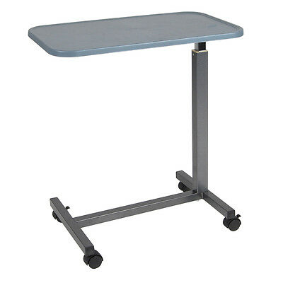 Drive Medical Overbed Table w/Plastic Top 13069 Overbed Tables NEW