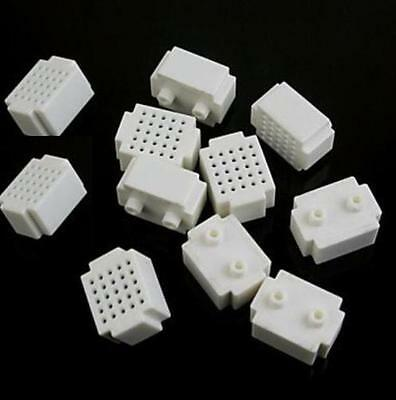 5 pcs Mini 25 Points Breadboard Solderless Prototype Tie-point white For Arduino