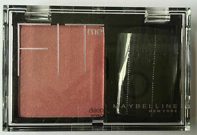 Maybelline Fit Me Blush Brand New Blusher *  Deep Rose *