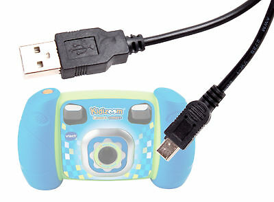 Mini USB Lead For Use W/ Kids VTech Kidizoom Connect / Touch / Twist/Plus Camera
