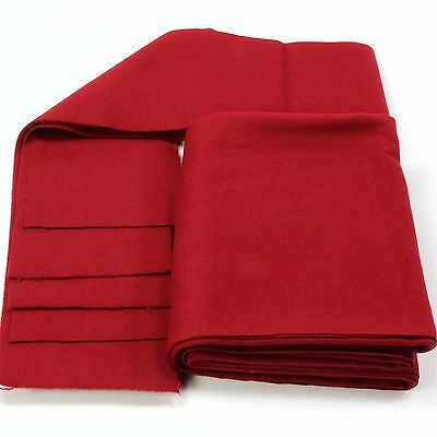CLEARANCE! Hainsworth SMART Bed & Cushion Set for 6ft UK Pool Table – CHERRY