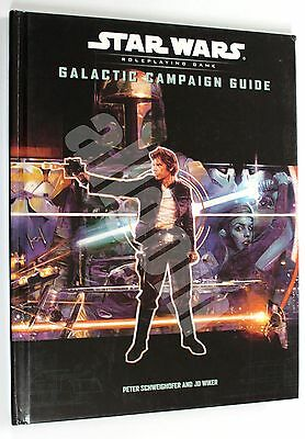 Star Wars d20 ROLEPLAYING GAME GALACTIC CAMPAIGN GUIDE 2003 Wizards