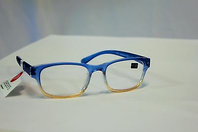NEW Peepers Reading Glasses Strength +2.25 Color Blue Seaside