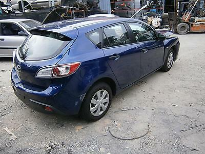 Mazda 3 Bl Right Rear Door, Hatch, 04/09-10/13
