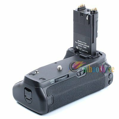 Vertical BG-E13 Battery Grip Pack Holder + IR Remote For Canon EOS 6D Camera【AU】