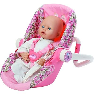 Baby Annabell Comfort Seat, Toy Baby Doll Accessories Set