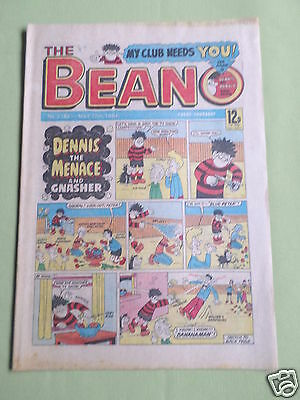 The Beano  - Uk Comic - 12 May 1984   - # 2182