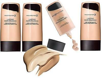 Max Factor Lasting Performance Foundation Brand New **choose Shade**