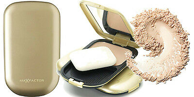 Max Factor Facefinity Gold Compact Foundation Sand Natural Toffee Ivory  Choose