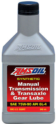 AMSOIL Manual Transmission & Transaxle Gear Lube 75W90 MTG