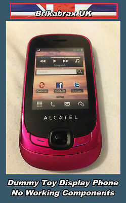 Alcatel OT-602 Dummy Toy Mobile Phone (Not Real) Display Handset New #H27