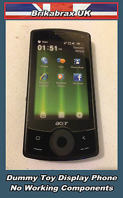Acer - Dummy Toy Mobile Phone (Not Real) Display Handset New #H11