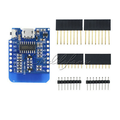 ESP8266 ESP-12 WeMos D1 Mini WIFI Dev Kit Development Board NodeMCU Lua S