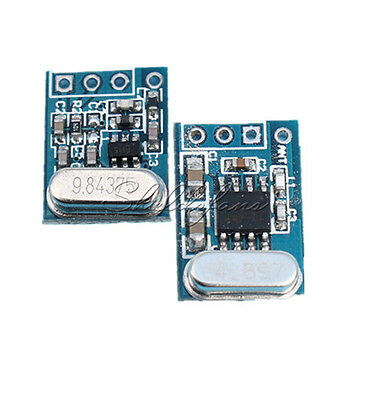 SYN115 SYN480R 315MHZ Transmitter & Receiver Module ASK Wireless Module S