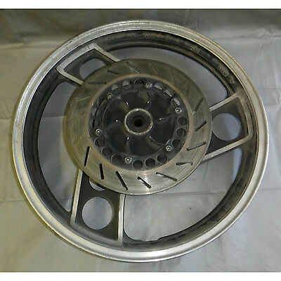 Rear Wheel Rim Yamaha w/ Disc RZ350 RZ 350 1983 83