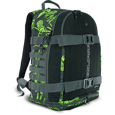 Planet Eclipse GX Gravel Bag - Back Pack - Stretch Poison