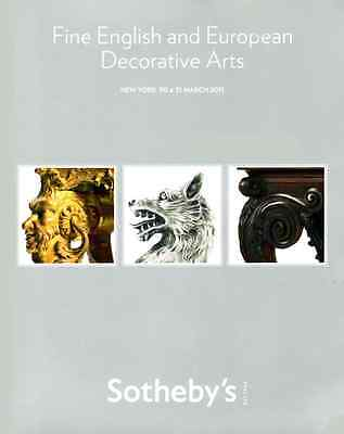 Sotheby's Fine English & European Decorative Arts