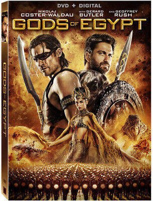 Gods of Egypt [New DVD]