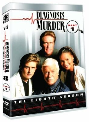 Diagnosis Murder: 8th Season - Part 1 [New DVD] 3 Pack