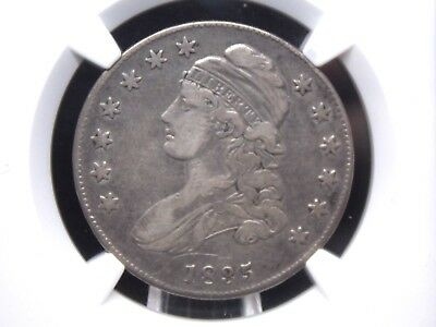 1835 Capped Bust Half Dollar 50C NGC VF30  East Coast Coin & Collectables, Inc.