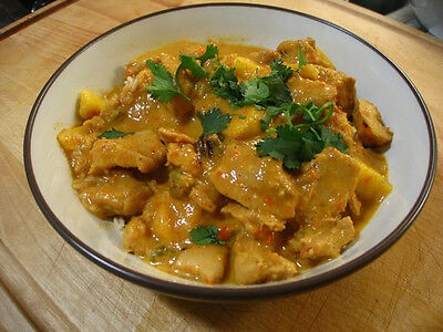 DIY Chinese Food recipe *Super Easy* (Curry Chicken )