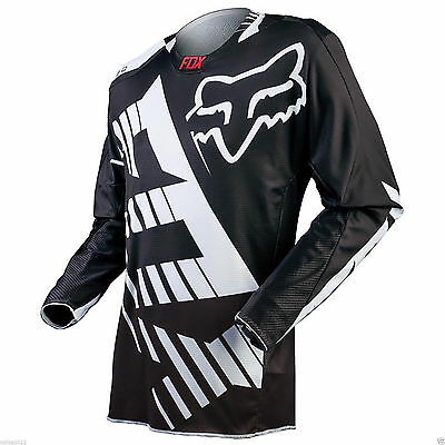Motorcross Fox Racing 360 Savant Jersey Motorbike DirtBike Offroad Cycling