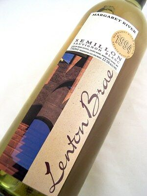 1994 LENTON BRAE Estate Semillon Sauvignon Blanc Isle of Wine