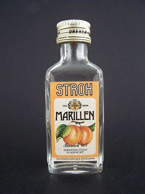 Miniature circa 1982 MARILLEN by STROH Isle of Wine