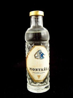 Miniature circa 1975 ANIS by MONTANA Isle of Wine