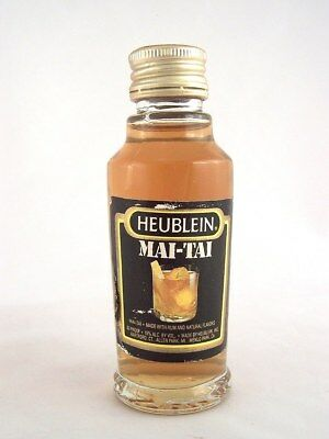 Miniature circa 1976 HEUBLEIN MAI-TAI (USA) Isle of Wine