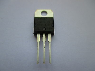 5x LM317T Spannungsregler +1,2...37V 1,5A TO220