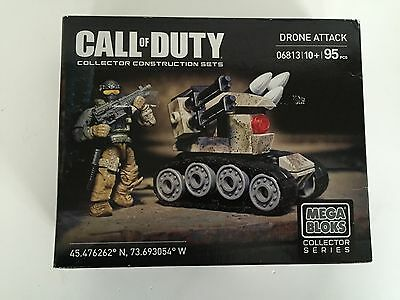 Mega Bloks Call Of Duty Drone Attack 06813 NEW