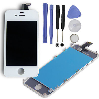 OEM Digitizer LCD Display Touch Screen Assembly Replacement for iPhone 4 4G