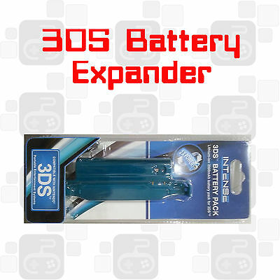 Nintendo 3DS Battery Expander Aqua