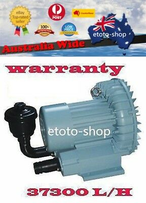 Aquarium Pond Fish Tank Air Pump Blower Water Feature
