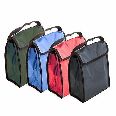 LARGE INSULATED LUNCH BAG KEEPS FOOD & DRINK COOL Work/School Pouch/Box/Case
