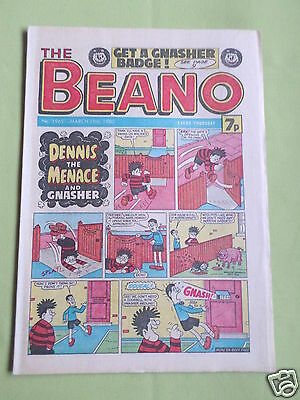 The Beano  - Uk Comic - 15 Mar 1980  - #1965