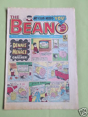 The Beano  - Uk Comic - 21 July 1984 - # 2192