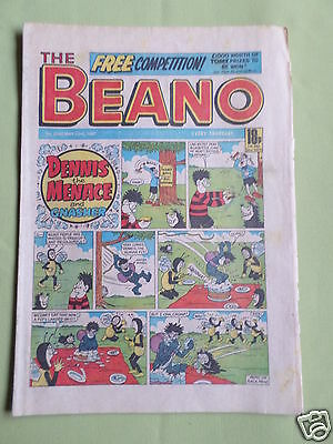 The Beano  - Uk Comic - 23 May 1987 - #2340