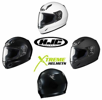 HJC CL-Y Boost Motorcycle Helmet Red Youth L LG Large Full Face child Kids