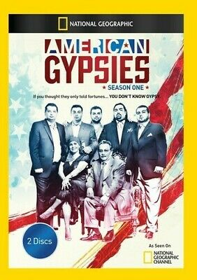 American Gypsies Season 1 [New DVD] Manufactured On Demand, NTSC Format