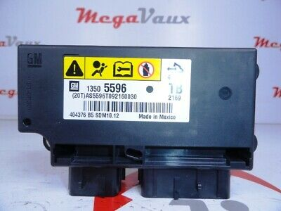 Airbag Control Unit Vauxhall Insignia 2009-ON ident TB Tech 2 Reset 13505596
