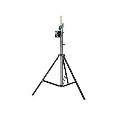 Soundking WS4 4m Winch Up Lighting Stand