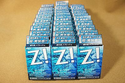 Rohto Z! Refresh Cool Medicated Eye Drops 12ml from JAPAN