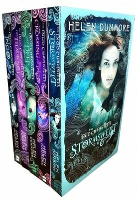 The Ingo Chronicles Series Helen Dunmore Collection 5 Books Set Stormswept, Deep