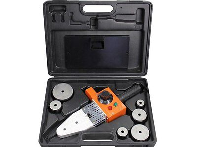 Automatic Electric Welding Machine 900W Heating Tool For PPR New in plastic case