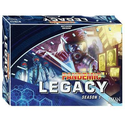 PANDEMIC LEGACY BLUE EDITION Board Game