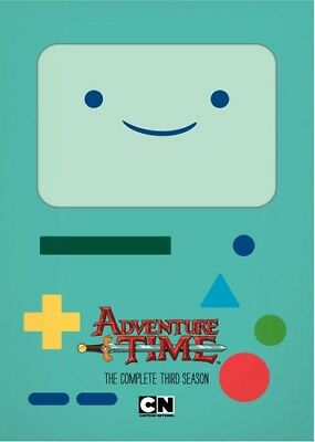 Adventure Time - Adventure Time: The Complete Third Season [New DVD] 2 Pack