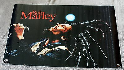 Bob Marley Pray 1992 Live Microphone Concert Funky Music Poster #3345 GVG C5.