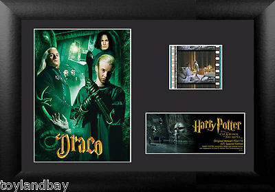 Film Cell Genuine 35mm Framed & Matted Harry Potter Chamber of Secrets USFC6110